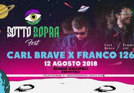 Vinci 2 biglietti per il live di Carl Brave x Franco 126 del 12 agosto al Sottosopra Fest di Gallipoli