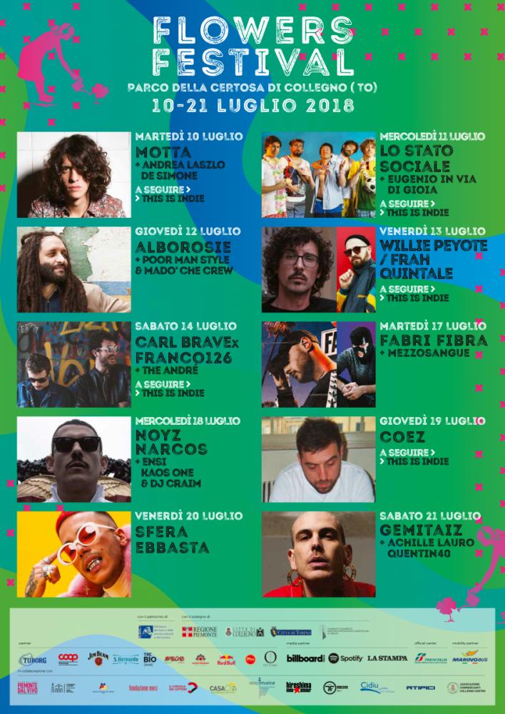 Flowers Festival 2018