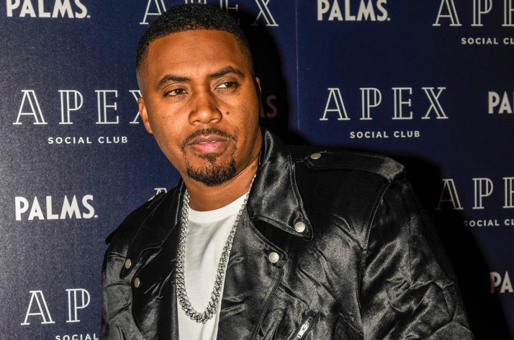 Ascolta Nasir, il nuovo album Nas prodotto da Kanye West