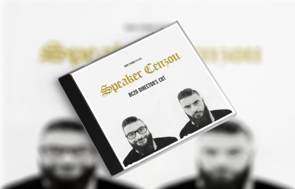 Speaker Cenzou: BC20 Competition in palio 5 copie del CD