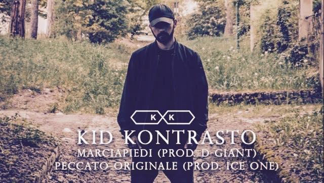 Kid Kontrasto pubblica il video di Marciapiedi / Peccato Originale
