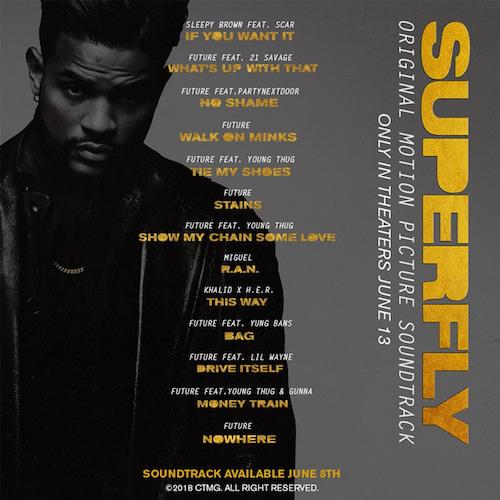 superfly-soundtrack retro