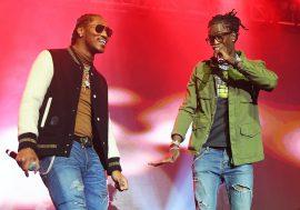 Future & Young Thug nel brano Upscale insieme a Quavo