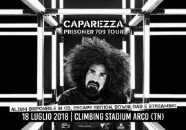 Vinci 2 biglietti per il live di Caparezza del 18 luglio al Climbing Stadium – Arco (TN)