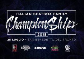 Domani a San Benedetto del Tronto l'Italian Beatbox Championship 2018
