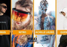 Vinci 4 biglietti per Vulci T/RAP Nite: Madman, Nitro, Achille Lauro, Quentin40 + guest