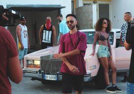1 Milli a un miglio è il video del singolo di Avatar