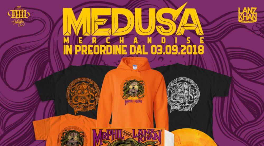 Mr.Phil e Lanz Khan sono al lavoro per la pubblicazione dell'EP Medusa