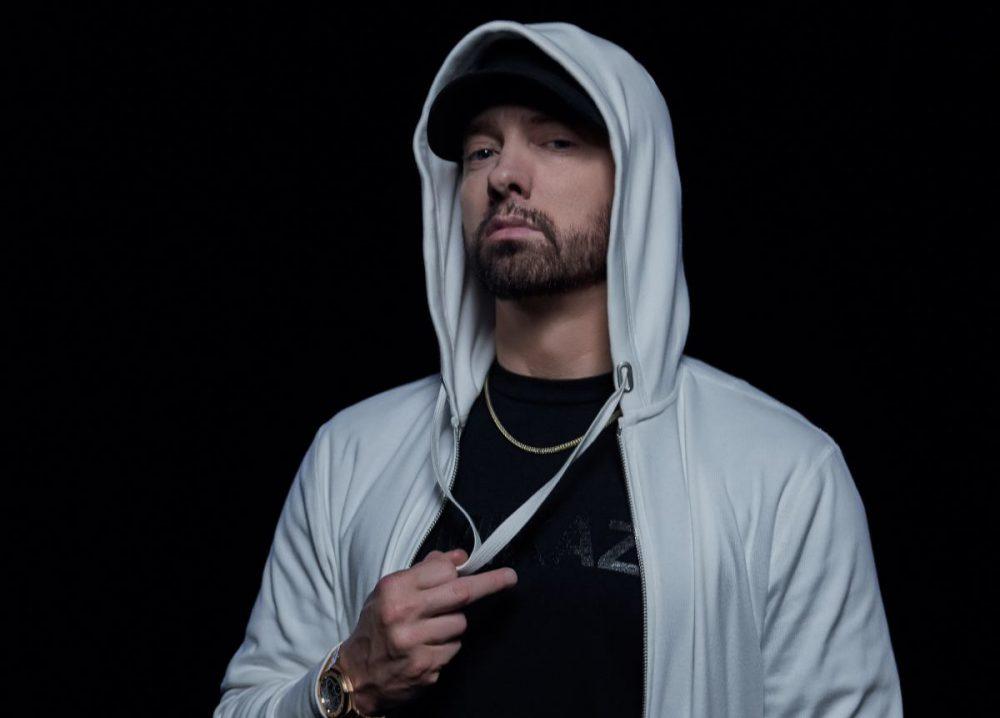 Eminem e MGK in una lotta all'ultimo dissing