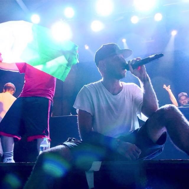 Tatanka, nuovo singolo e video di Sgravo