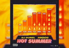 E' fuori il video di Hot Summer di Dj Durel