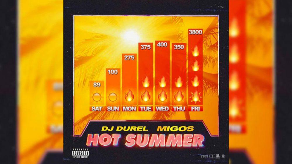 E' fuori il video di Hot Summer di Dj Durel