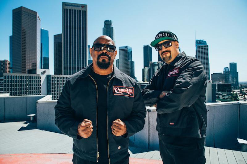 I Cypress Hill tornano con il singolo Crazy