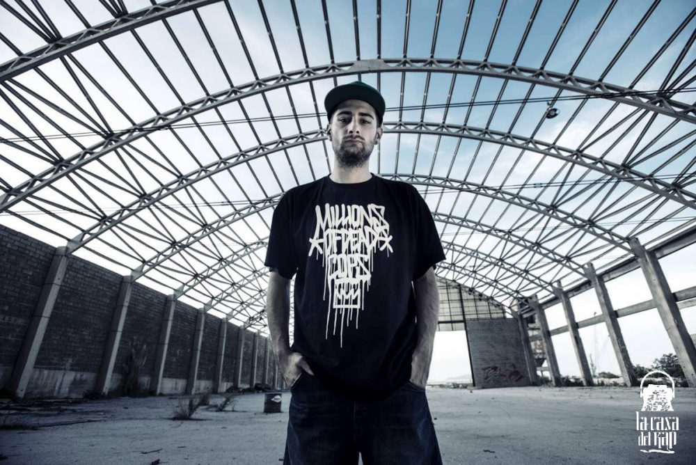 Let's Rap About It presenta Ergobeat
