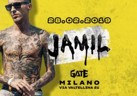 Vinci 2 biglietti per il live al Gate Milano di Jamil