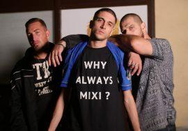 Mixup è fuori con il video del singolo Meglio di no