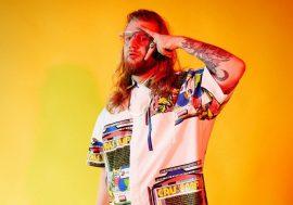 Nitro, il primo artista italiano a partecipare all'esclusivo format tedesco Colors