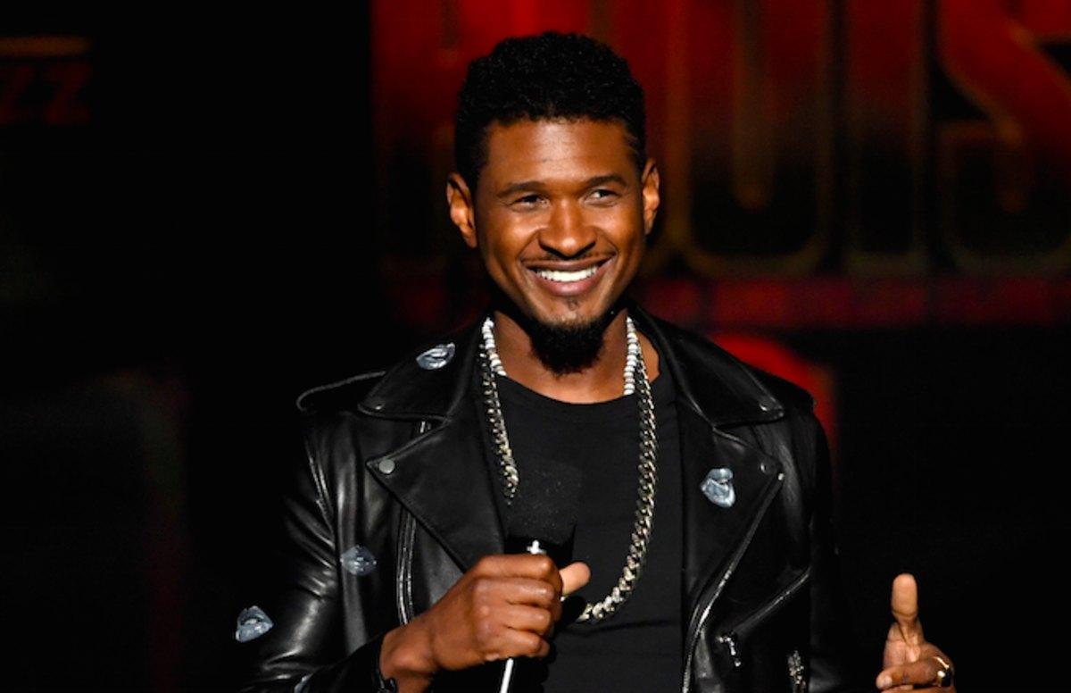 A è l'album che segna il ritorno di Usher