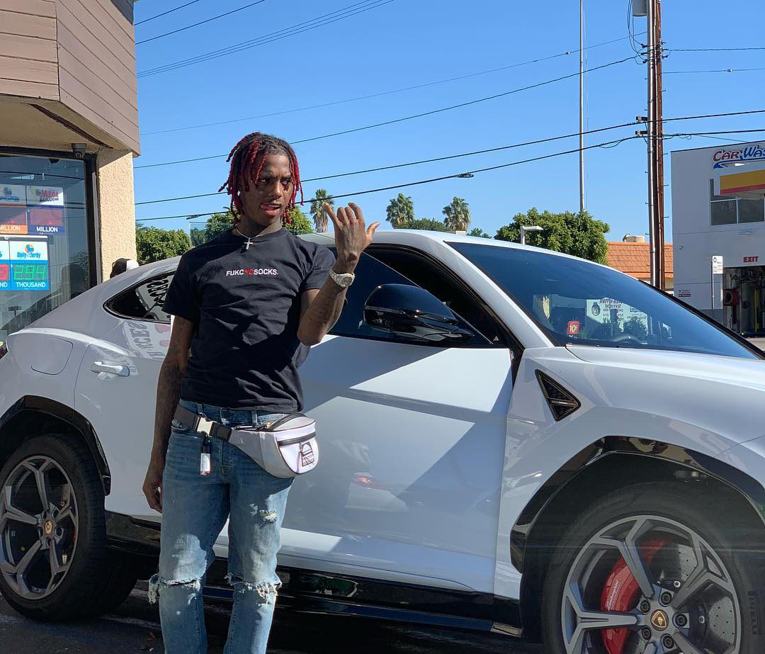Ridin Thru è il video del nuovo singolo di Famous Dex