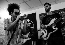 Dormi il nuovo singolo di Funk Shui Project & Davide Shorty ed il video della studio session