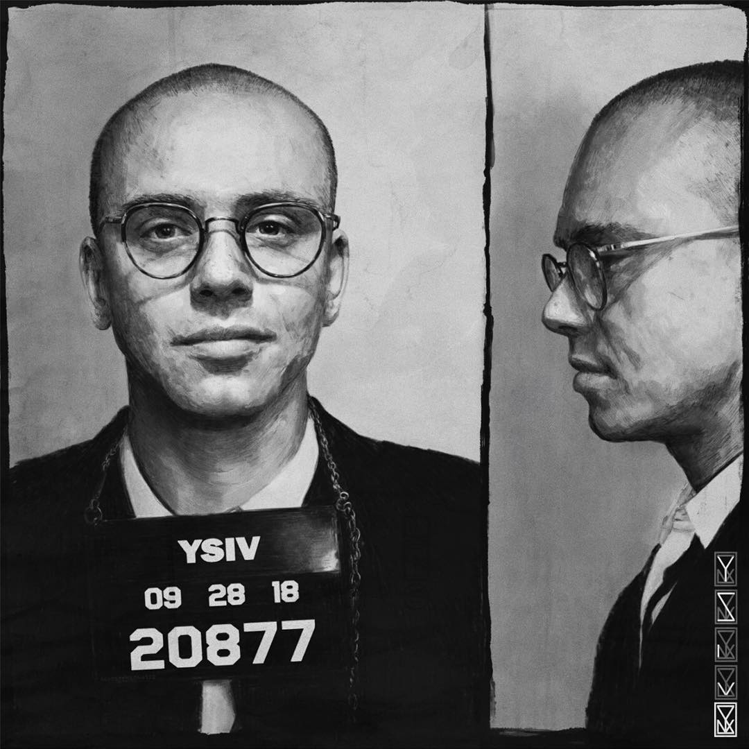 logic ysiv artwork