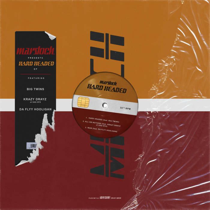 Il DJ e producer Mardoch pubblica l'EP Hard Headed