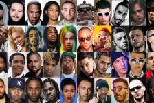 I migliori dischi rap del 2018, italiani e americani
