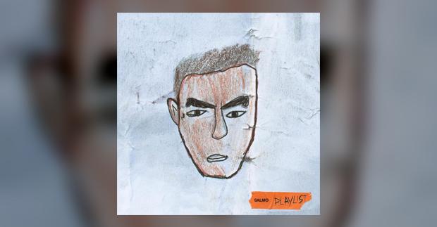 Salmo Playlist cover