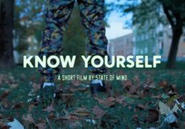 """5TATE OF MIND celebra la stagione autunno/inverno 2018 con il cortometraggio """"KNOW YOURSELF"""""""