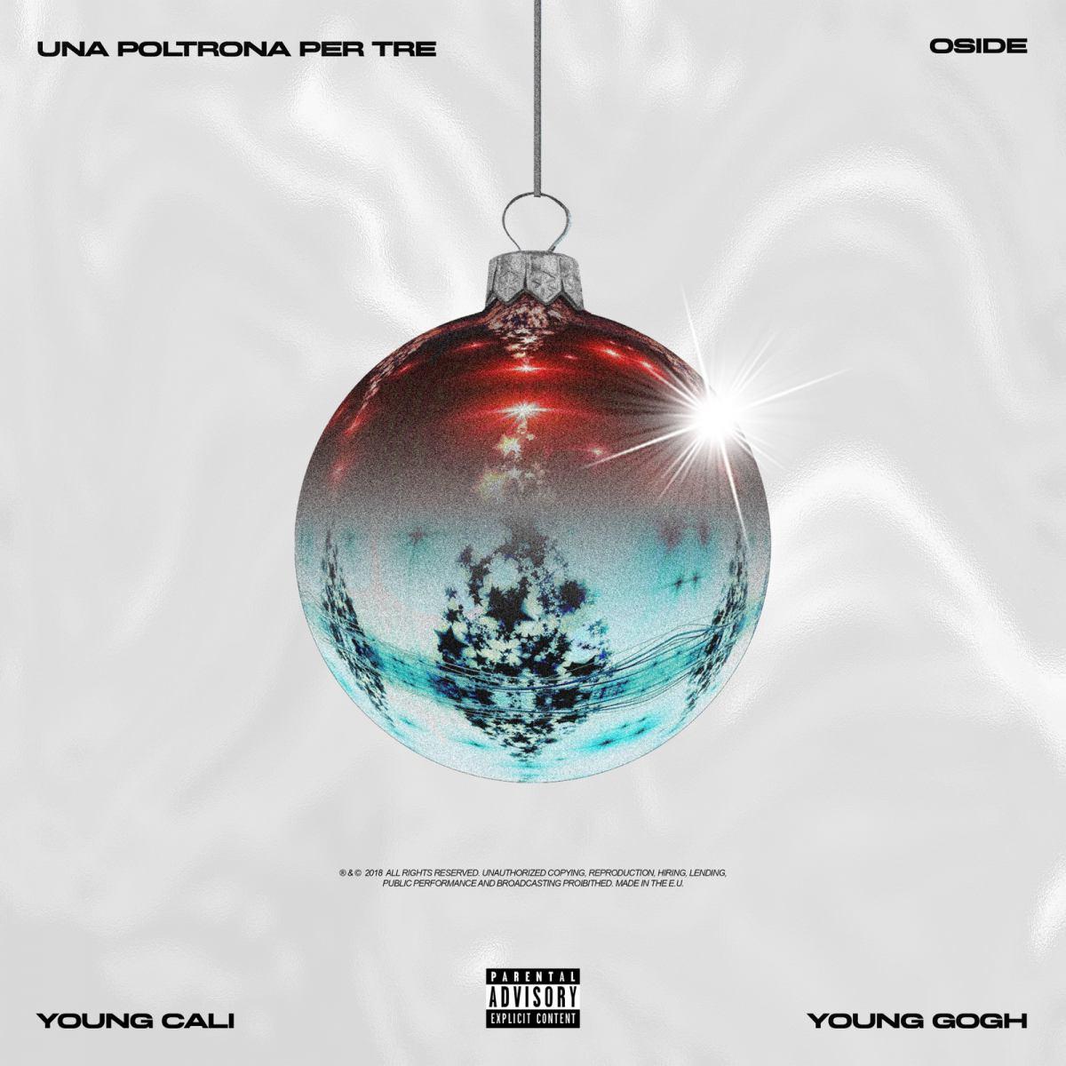 Il brano di Natale di Oside, Young Cali e Young Gogh