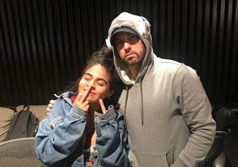 Eminem si comporta da Good Guy con Jessie Reyez
