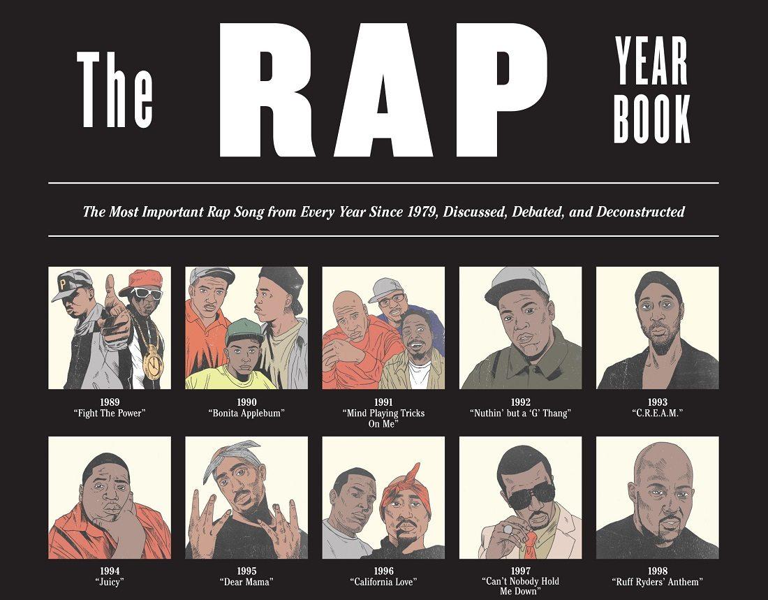 Il Rap anno per anno: ecco l'edizione italiana a cura di Marta Blumi