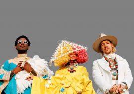 Lil Wayne nel remix di Genius degli LSD