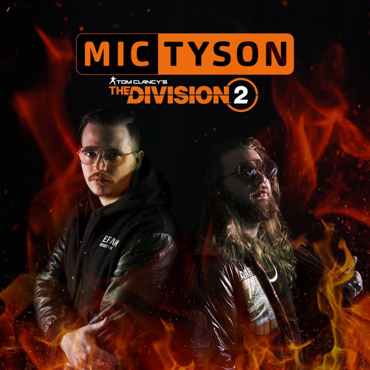 Mic Tyson The Division 2: 17 marzo a Milano il contest di freestyle