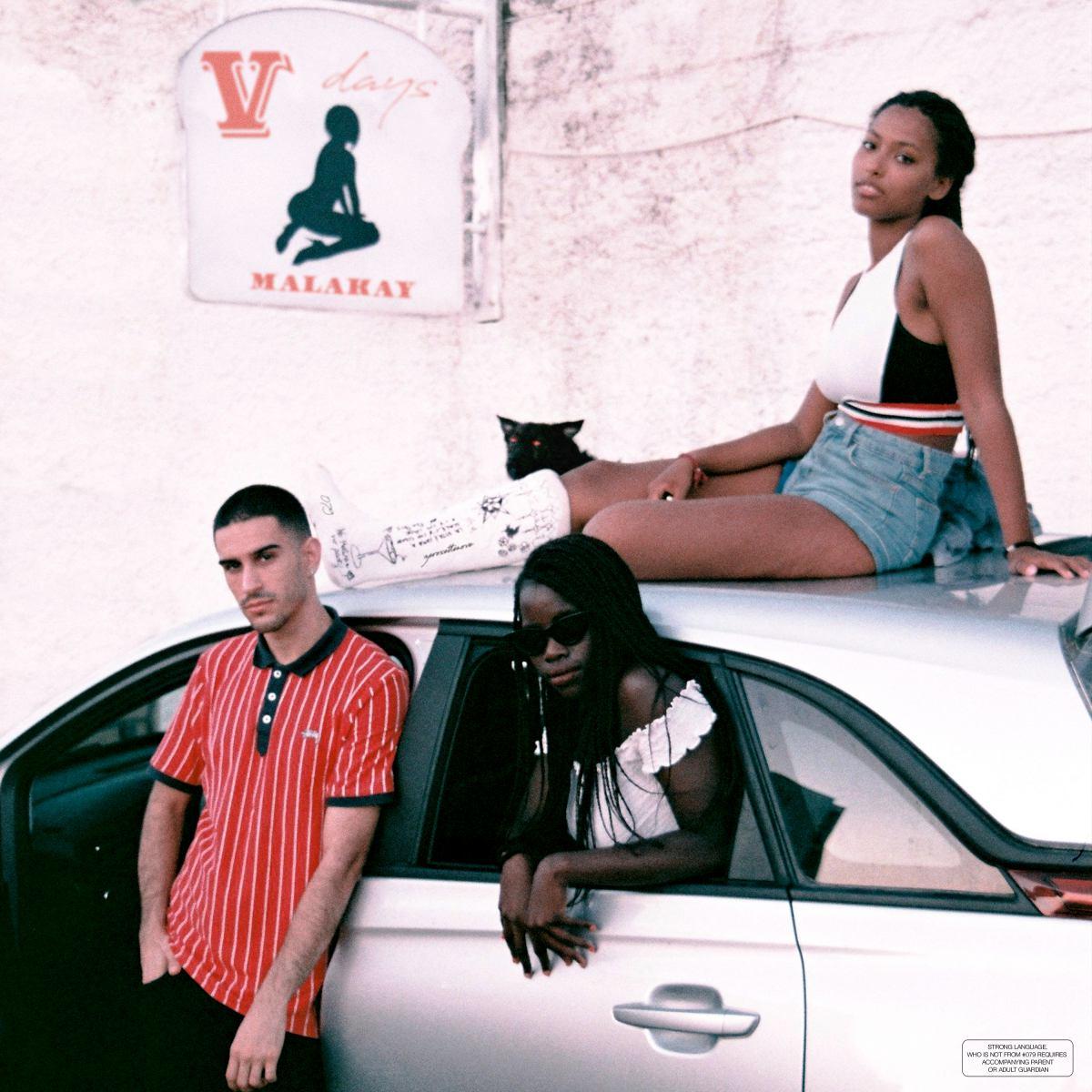 Malakay pubblica il progetto V Days