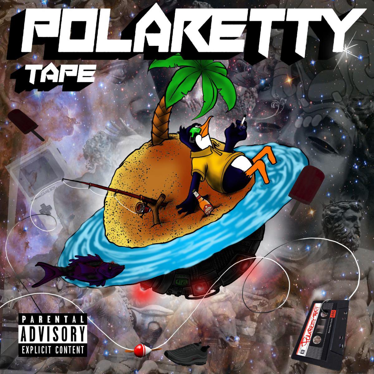 cover polaretty tape