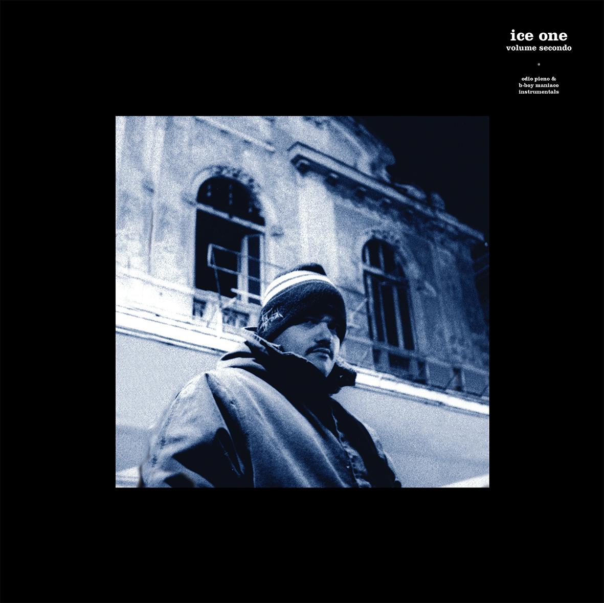 Le strumentali di Ice One su vinile con Aldebaran Records