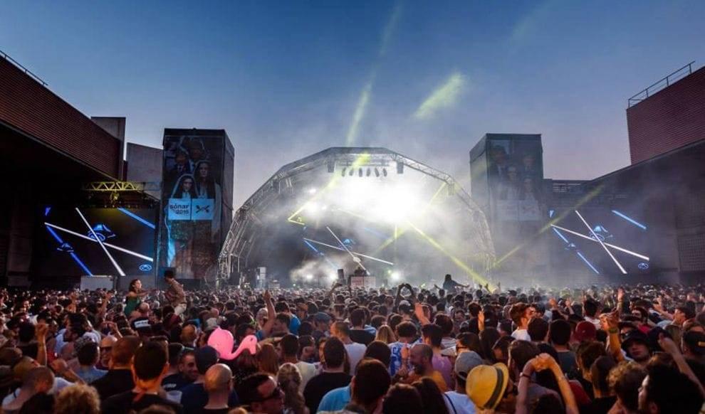 sonar festival 2016