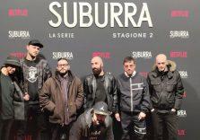 La sigla e la colonna sonora di Suburra 2 sono firmate dalla Grande Onda