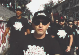 È fuori lo street video di Funk Molotov dei Menhir