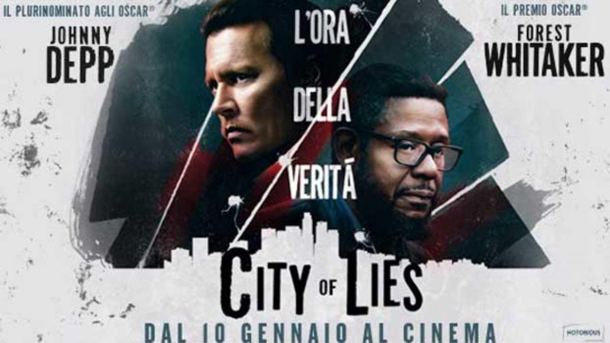 Nel Paese delle mezze verità, ecco la City of Lies di Furman