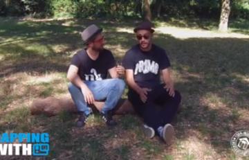 Nukleo ha incontrato Frank Sativa per Rapping With