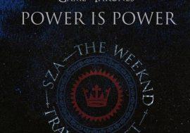 SZA, Travis Scott e The Weeknd in Power Is Power
