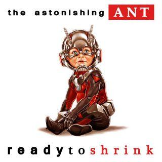 Ant Man Hip Hop Variant.0