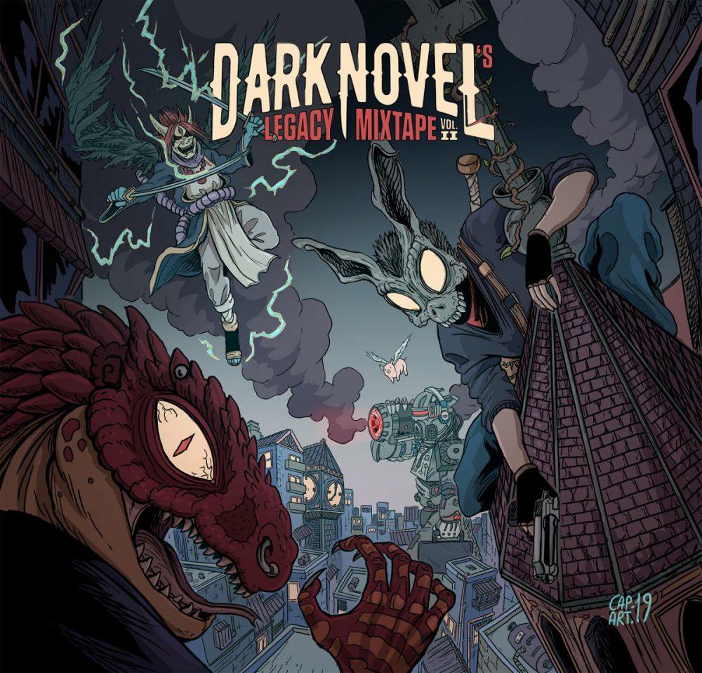 Dark Novel in anteprima: Dardi d'agonia