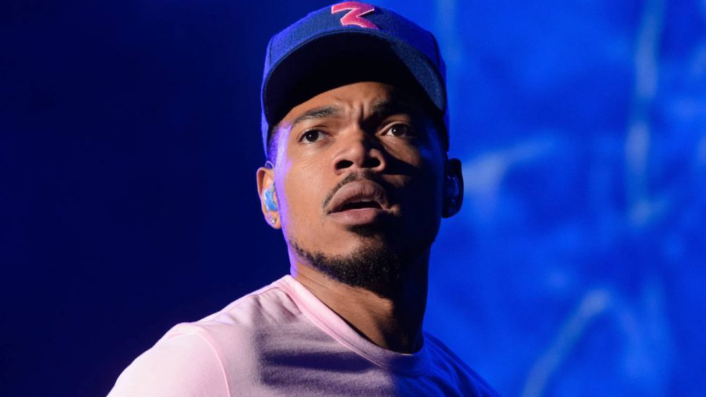 Chance The Rapper e Lil Yachty in Atlanta House Freestyle