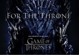 For The Throne è l'album ispirato alla serie TV