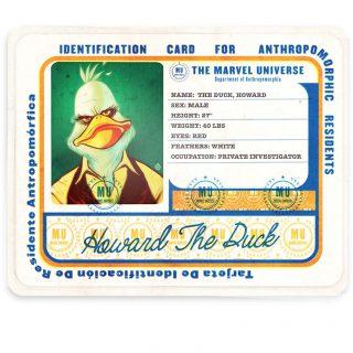 Howard the Duck Hip Hop Variant.0