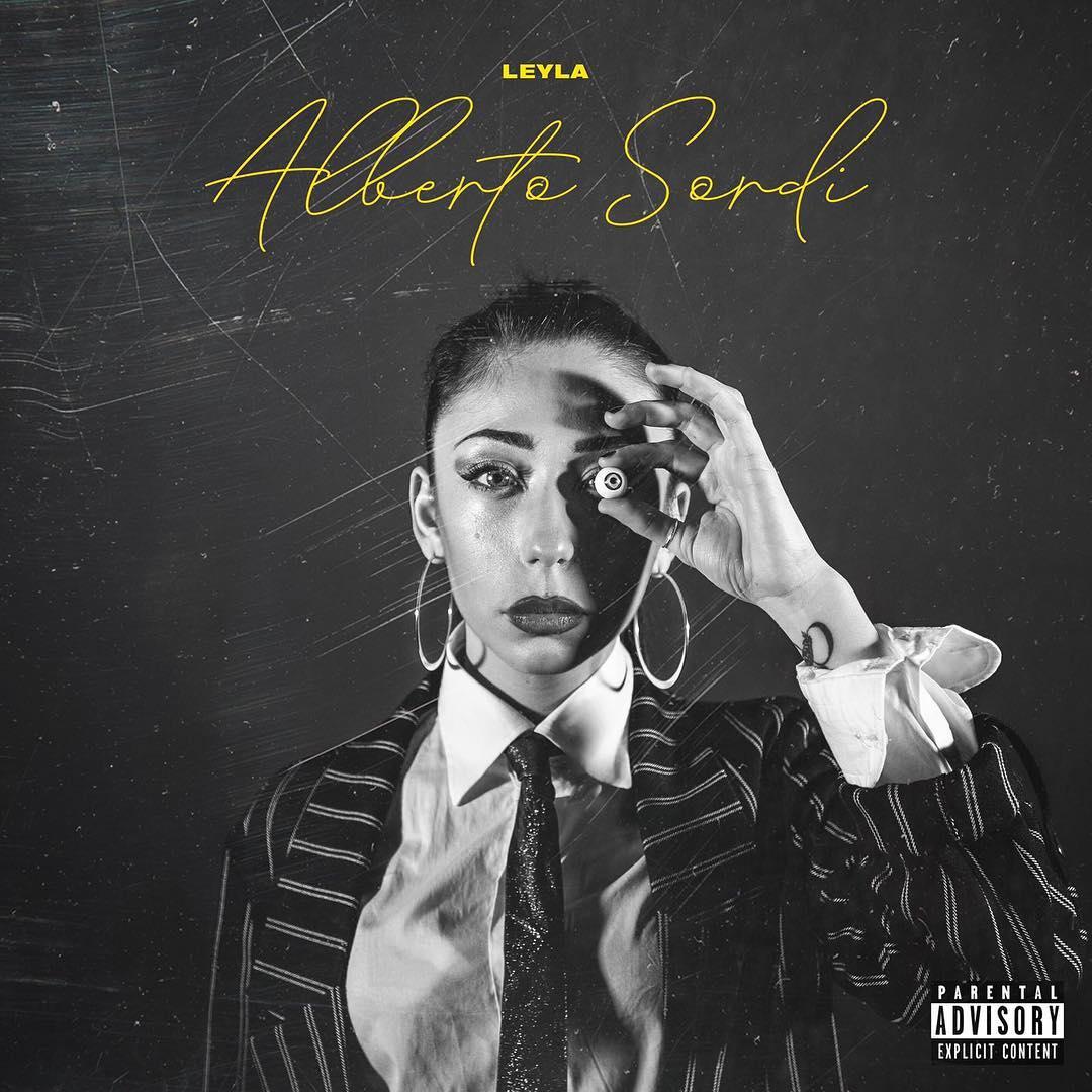 È fuori Alberto Sordi il singolo d'esordio di Leyla