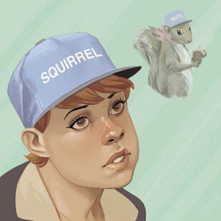 Squirrel Girl Hip Hop Variant.0